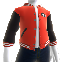 Georgia Varsity Jacket
