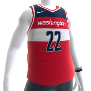 2018 Wizards Porter Jersey