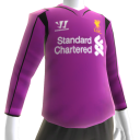Liverpool GK Home 2014-15 Jersey