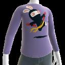 닌자 Rabbid 긴소매 티셔츠