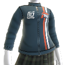 Girls Classic Racing Jacket
