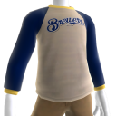 Milwaukee Brewers Long Sleeve T-Shirt