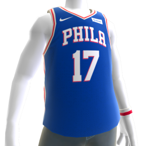 2018 76ers Redick Jersey