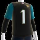 Jaguars Fan Jersey