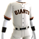 San Francisco Giants Home Game Jersey