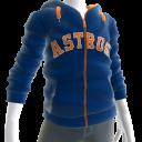 Astros Zip Hoodie