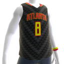 Hawks Howard Jersey