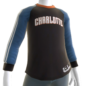 Charlotte Shooting Shirt
