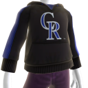 Colorado Rockies Hooded Sweatshirt 