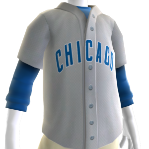Chicago Cubs Road Jersey