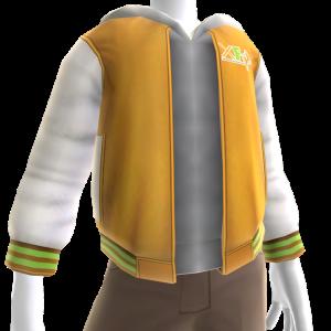 XBLA Fans Varsity Jacket