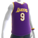 Lakers Deng Jersey