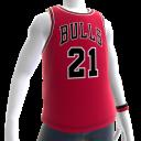 Bulls Butler Jersey