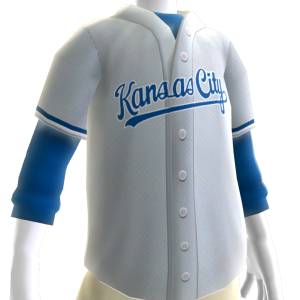 Kansas City Royals Road Jersey