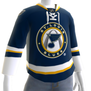 St. Louis Blues Alternate Jersey