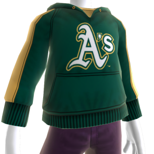 Oakland Athletics Hooded Sweatshirt