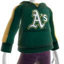 Oakland Athletics Hooded Sweatshirt