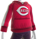 Cincinnati Reds Hooded Sweatshirt 
