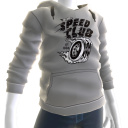 Hot Wheels Speed Club Hoodie