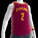 Cavaliers Irving Jersey