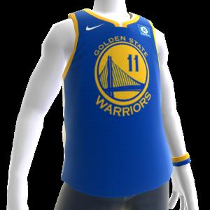 2018 Warriors Thompson Jersey