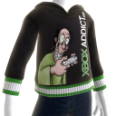 Xbox Addict Hoodie
