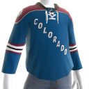 Colorado Avalanche Alternate Jersey