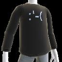 :'-(  Camiseta de manga larga