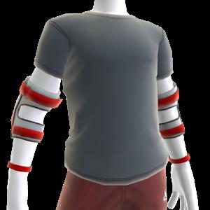 USA Shirt and Pads