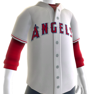 Los Angeles Angels Home Jersey