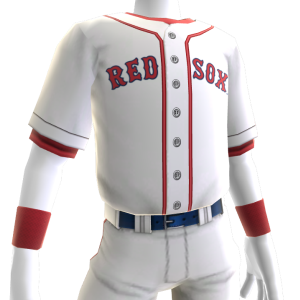 Boston Red Sox Home Game Jersey