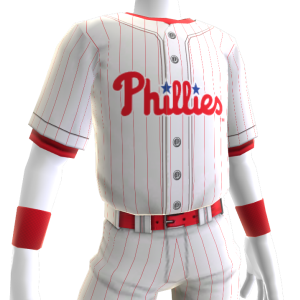 Philadelphia Phillies Home Game Jersey