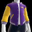 LSU Varsity Jacket