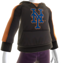 New York Mets Hooded Sweatshirt