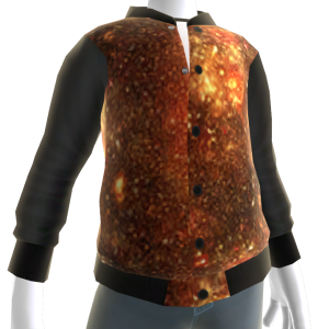 Fire Galaxy Jacket