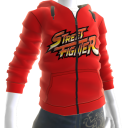 Street Fighter™ Red Hoodie