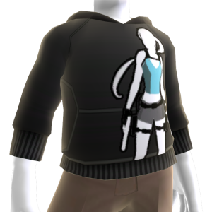 Lara Hoodie Elemento Avatar