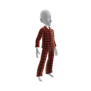 Holiday Flannel Pajamas
