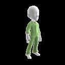 Pastel Green Suit