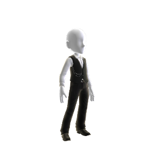 Mr. Scratch Outfit - Male