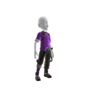 Glitchs DCI Agent Outfit