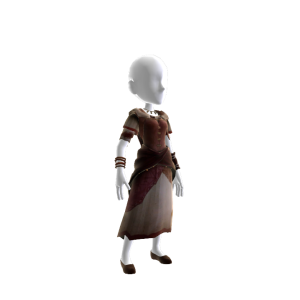 Fable: The Journey - Outfit Theresa