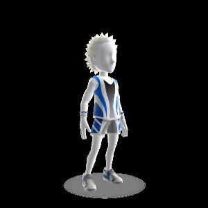 Спортивный костюм для занятий легкой атлетикой