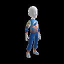 Dinoco Jumpsuit