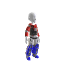 Tenue OPTIMUS PRIME 