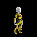 BUMBLEBEE-Anzug