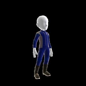 Star Trek: Discovery Captain Uniform
