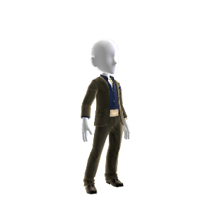 Juan Mendoza Outfit