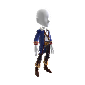 Guybrush Threepwood Pirate Outfit