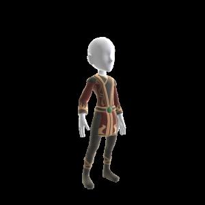 Shang Tsung Outfit